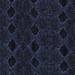 LET OP PRE-ORDER Tricot Stof Abstract 16358 indigo 006