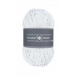 Durable Velvet  010.88 Wit 310