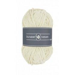 Durable Velvet  010.88 Ivory 326