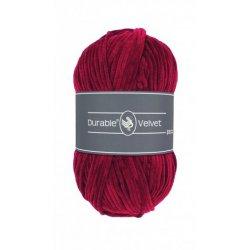 Durable Velvet  010.88 Bordeaux 222
