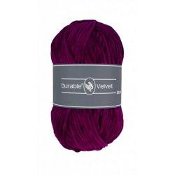 Durable Velvet  010.88 Plum 249