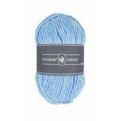 Durable Velvet  010.88 Light Blue 282