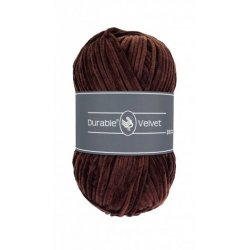 Durable Velvet  010.88 Coffee 385