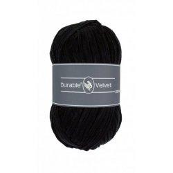 Durable Velvet  010.88 Black 325
