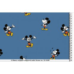 Mickey en Minnie Mouse Tricot 129643