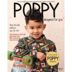 Poppy Magazine 17 herfst winter 2021