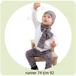 Patroon Runner 74/92 056.ADIY11