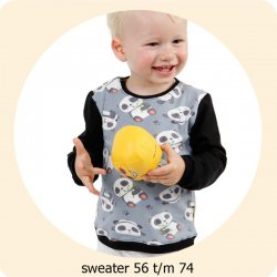 Patroon Sweater 56/74 056.ADIY13