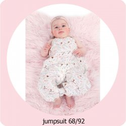 Patroon Jumpsuit 68/92 056.ADIY100
