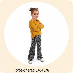 Patroon Broek Flared 146/176 056.ADIY94