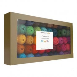 CATANIA AMIGURUMI BOX 50X20G BRIGHTS 9891210-BOX01