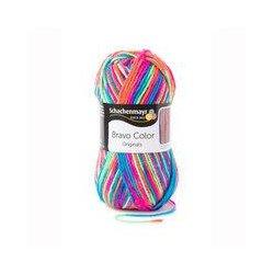 Bravo Colour Schachenmayr 50 gram kleur 95