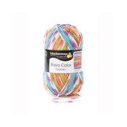 Bravo Color Schachenmayr 50 gram kleur 2081
