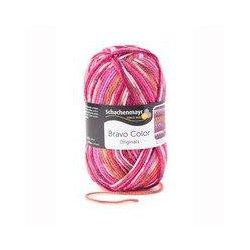 Bravo Color Schachenmayr 50 gram kleur 2082