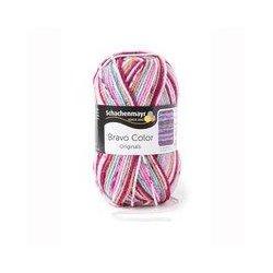 Bravo Color Schachenmayr 50 gram kleur 2086
