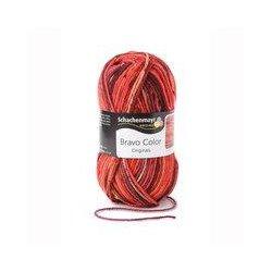 Bravo Color Schachenmayr 50 gram kleur 2087