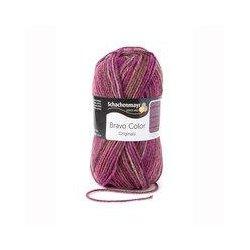 Bravo Color Schachenmayr 50 gram kleur 2088