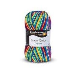 Bravo Color Schachenmayr 50 gram kleur 2131