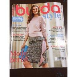Burda Style augustus 2015