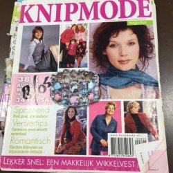Knipmode augustus 2005