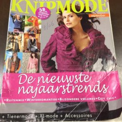 Knipmode september 2006