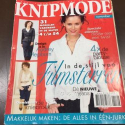 Knipmode November 2006