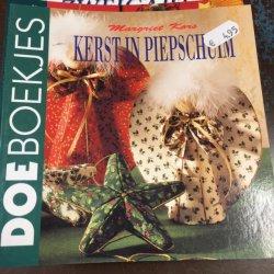 Boekje Kerst in Piepschuim
