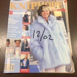 Knipmode december 2002