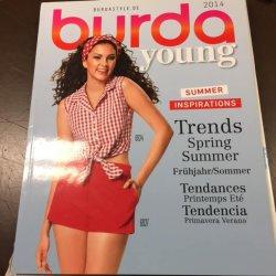Burda Young Inspiratie Showboek 2014