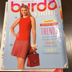 Burda Young Inspiratie Showboek, 2012/2013