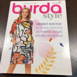 Burda Style Inspiratie Showboek 2015-2016