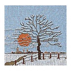 Thea G.Boompje Winter op Jobelan