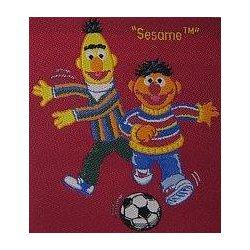 Applicatie Bert en Ernie voetbal
