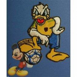 Applicatie Donald Duck Voetballend