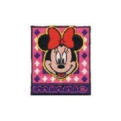 Applicatie 6865 Mini Mouse Vierkant 013.6865
