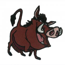 Appl.LionKing Pumba  013.9714