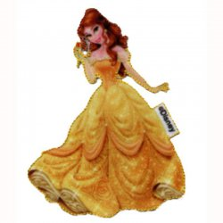 Appl. Disney Belle 013.9892