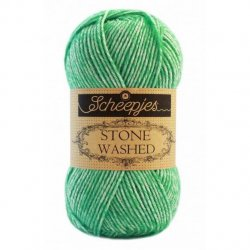 Stone washed kleur 826 Forsterite