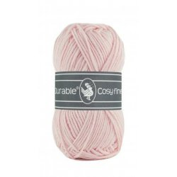 Durable Cosy Fine kleur 203 Light Pink
