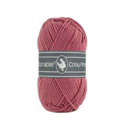 Durable Cosy Fine kleur 228 Raspberry