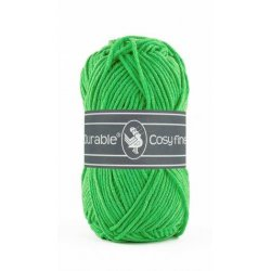 Durable Cosy Fine kleur 2156 Grass green