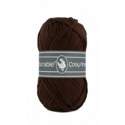 Durable Cosy Fine kleur 2230 Dark brown