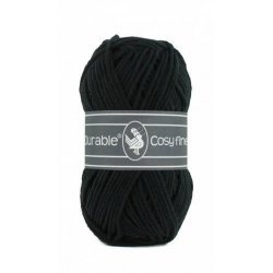 Durable Cosy Fine kleur 325 Black