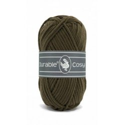 Durable Cosy kleur 2149 Dark olive