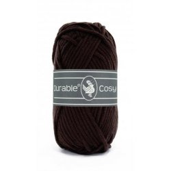 Durable Cosy kleur 2230 Dark brown