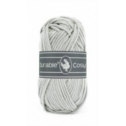 Durable Cosy kleur 2228 Silver grey