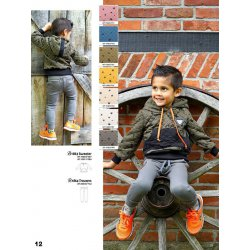Foto model broek B1864 BTrendy 11