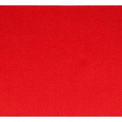 Vilt lapje Rood 30x20cm 10100-044