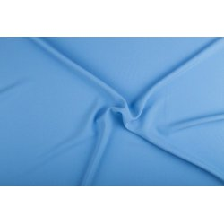 Crepe Georgette Blauw 03956 002