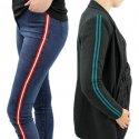 Flexibel band voor zijkant broek